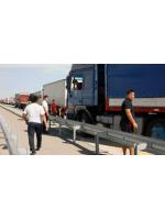 На границе Китай-Казахстан очередь из 2500 машин