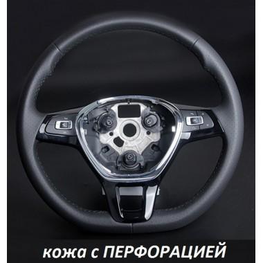 Мультируль нового образца для Фольксваген Polo / Jetta / Golf 6 / Tiguan / Touran