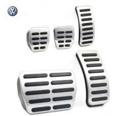 Накладки на педали GTI Volkswagen Polo / Golf 7 / Jetta 6