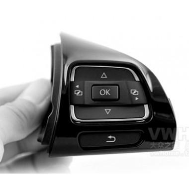 Декоративные вставки в мультируль Volkswagen Golf 6 / Jetta / Passat B6 / B7 / CC