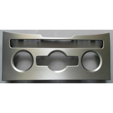 Алюминиевый декор панели климат контроля на 3 ручки для Volkswagen Passat B6 / B7 / CC