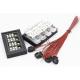 LED подсветка ECP пространства для ног Volkswagen Golf / Jetta / Passat B6 / B7 / CC / Tiguan