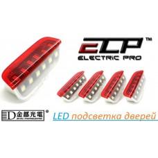 LED подсветка в двери ECP для Фольксваген Golf / Jetta / Passat B6 / B7 / CC / Tiguan
