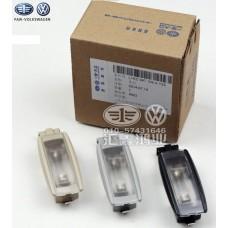 Плафоны подсветки макияжных зеркал для Volkswagen Golf / Jetta / Passat B6