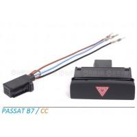 Кнопка аварийки для Passat B7 / CC