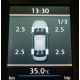 TPMS 2.0 штатная система измерения давления в шинах Volkswagen Golf / Passat B6 / B7 / CC / Tiguan