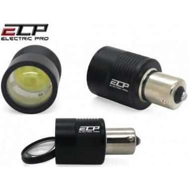 LED лампа ECP, цоколь 1156 в фонарь заднего хода для Volkswagen