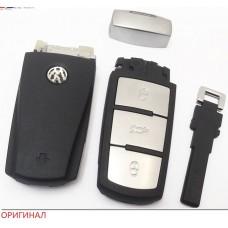 Корпус ключа зажигания для Фольксваген Passat B6 / B7 / CC
