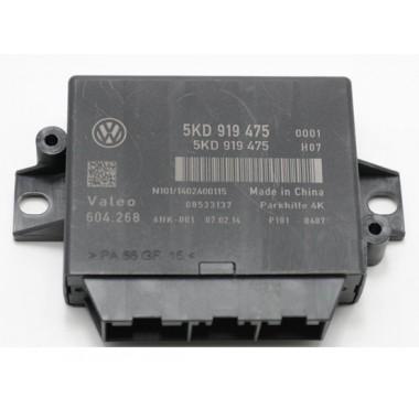 Блок визуализации OPS для штатного парктроника Volkswagen Golf 6 / Jetta / Tiguan / Touran