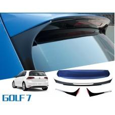 Спойлер GTI/R для Volkswagen Golf 7