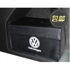 Тканевые боксы в ниши багажника для Volkswagen Jetta / Passat B6 / B7