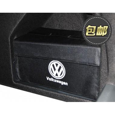 Тканевые боксы в ниши багажника для Фольксваген Jetta / Passat B6 / B7