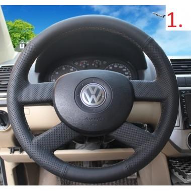Кожаная обшивка для рулей Volkswagen (все модели)