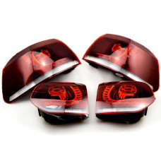 Задняя LED оптика для Фольксваген Golf 6