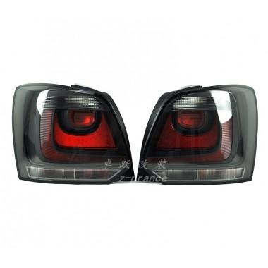 Задняя оптика GTI для Volkswagen Polo