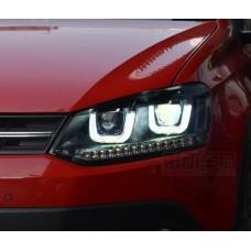 Передняя LED оптика GTI для Volkswagen Polo