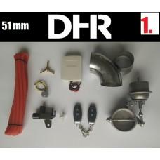 Система изменения звука выхлопа с пульта ДУ (16 моделей)