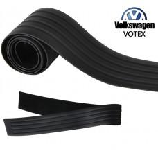 Резиновый защитный молдинг на задний бампер Volkswagen Golf / Jetta / Passat