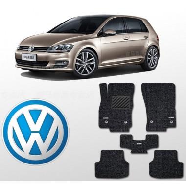 Износостойкие коврики для Volkswagen Golf 4 / Golf 6 / Golf 7 / Jetta