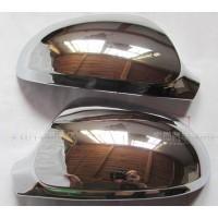 Хром накладки на боковые зеркала Фольксваген Golf 5 / Jetta 5 / Passat B6 / B7
