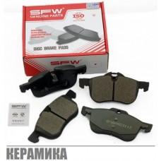 Керамические колодки SFW для Volkswagen