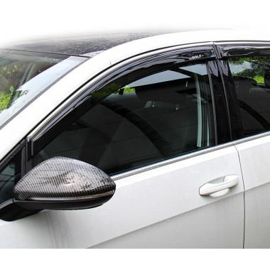 Ветровики на окна для Volkswagen Golf 7
