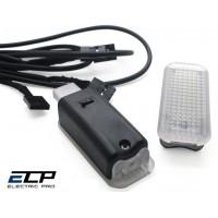 LED подсветка ECP пространства для ног Фольксваген (3 режима)