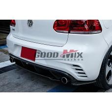 Задний бампер GoodMix для Volkswagen Golf 6
