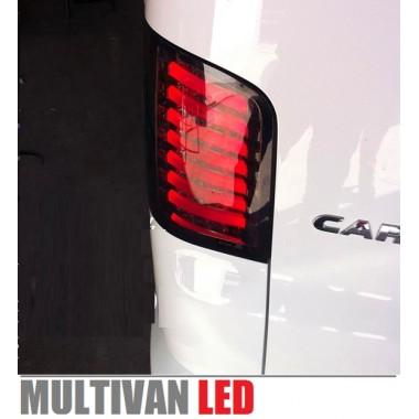 Задняя LED оптика для Volkswagen Multivan T5