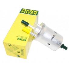 Топливный фильтр MANN для Фольксваген