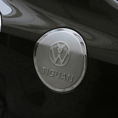 Накладка на крышку топливного бака Фольксваген Tiguan