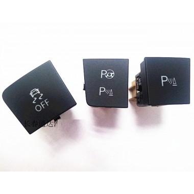 Кнопка ESP, отключения датчиков парктроника, включение автопарковщика для Фольксваген Passat B6 / CC