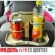 Откидной столик для напитков, еды и телефона (2 модели)