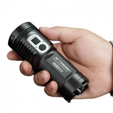 Профессиональный, поисковый LED фонарь Jet Beam SRA40