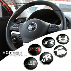 Значок в рулевое колесо Volkswagen (тюнинг версии)