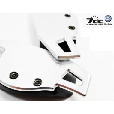 Алюминиевые накладки на подрулевые лепестки для рулевых колес Volkswagen