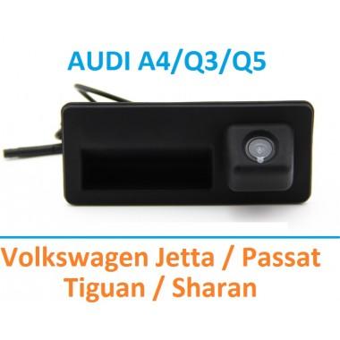 Камера в ручку двери для Audi A4/Q3/Q5 и Volkswagen Jetta/Passat Variant/Tiguan/Sharan