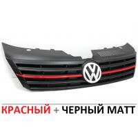 Черные решетки радиатора для Фольксваген CC (10 модификаций)