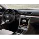 Android магнитола 10,4 дюйма в стиле Tesla для Фольксваген Passat B6 / B7 / CC