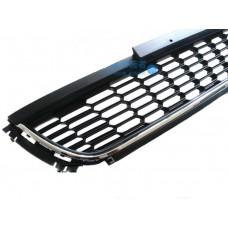 Нижняя решетка GTI в бампер для Volkswagen Polo 2011-2013