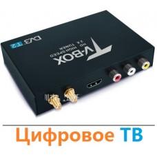 Цифровая DVB-T2 приставка BLH-T338B