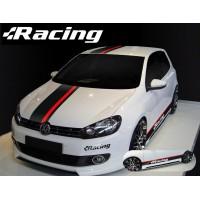 Декоративные стикеры Фольксваген Motorsport для Polo / Golf / Jetta