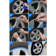 Декоративная защита для кромки колесных дисков