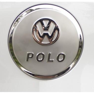 Накладка на крышку топливного бака для Фольксваген Polo