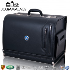 Кожаный чемодан Volkswagen