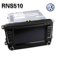 Штатная магнитола RNS510 Continental б/у для Фольксваген Polo / Golf / Jetta / Passat B6 / B7 / CC