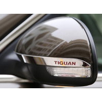 Декоративные накладки на боковые зеркала Фольксваген Tiguan
