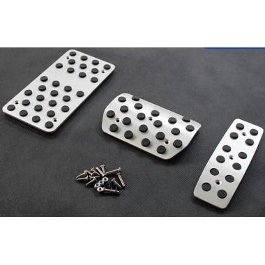 Алюминиевые накладки на педали для Volkswagen Touareg