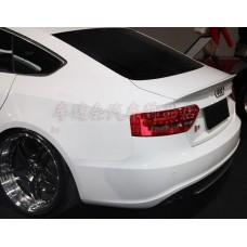 Липспойлер для Audi A5