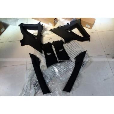 Комплект панелей обшивки стоек GTI для Фольксваген Polo